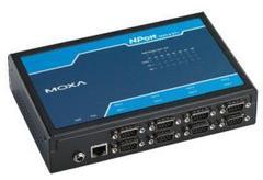 Сервер MOXA NPort 5650I-8-DTL-T