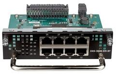 Модуль расширения D-link DXS-3600-EM-8T