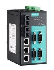 Сервер MOXA NPort S8455I-SS-SC-T