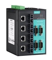 Сервер MOXA NPort S8458-4S-SC-T