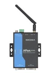 Сервер MOXA NPort W2250A-T