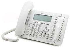 Проводной IP-телефон Panasonic KX-NT546RUW