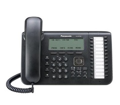 Проводной IP-телефон Panasonic KX-NT543RU-B