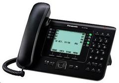 Проводной IP-телефон Panasonic KX-NT560RU-B