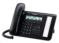 Телефон SIP Panasonic KX-UT133RU-B