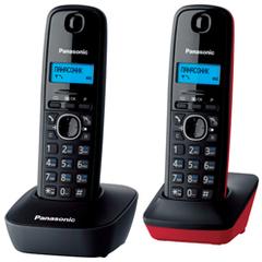 Телефон DECT Panasonic KX-TG1612RU3