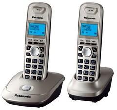 Телефон DECT Panasonic KX-TG2512RUN