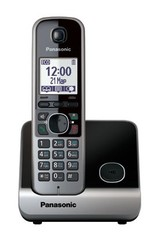 Телефон DECT Panasonic KX-TG6711RUB