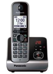 Телефон DECT Panasonic KX-TG6721RUB