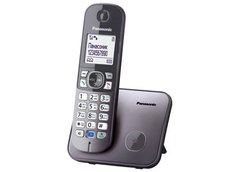 Телефон DECT Panasonic KX-TG6811RUM