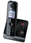 Телефон DECT Panasonic KX-TG8161RUB