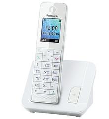 Телефон DECT Panasonic KX-TGH210RUW