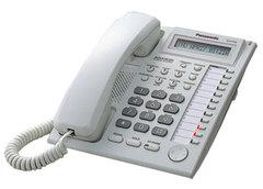 Системный телефон аналоговый Panasonic KX-T7730RU