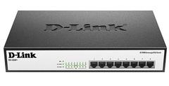 Коммутатор PoE D-link DES-1008P+/A1A