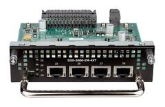 Модуль расширения D-link DXS-3600-EM-4XT