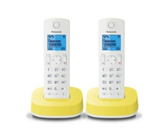 Телефон DECT Panasonic KX-TGC312RUY