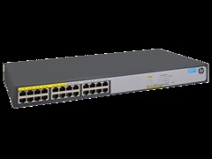Коммутатор PoE HP JH019A