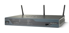 C881W-E-K9 Маршрутизатор Cisco 881 Eth Sec Router with 802.11n ETSI Compliant