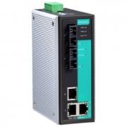 Коммутатор управляемый MOXA EDS-405A-SS-SC-T