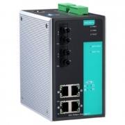 Коммутатор PoE MOXA EDS-P506A-4PoE-MM-ST