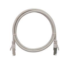 NMC-PC4SD55B-100-C-GY Коммутационный шнур NIKOMAX F/UTP 4 пары, Кат.5е