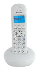 Телефон DECT Panasonic KX-TGB210RUW
