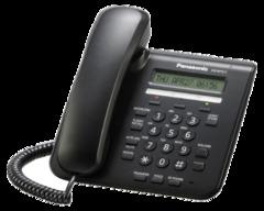 Проводной IP-телефон Panasonic KX-NT511ARUB