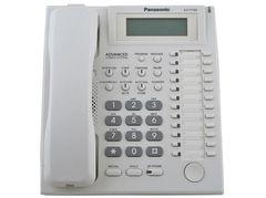 Системный телефон аналоговый Panasonic KX-T7735RU