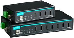 Разветвитель USB 2.0 MOXA UPort 404