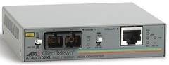 Медиа-конвертер Allied Telesis AT-MC102XL