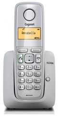 Телефон DECT Gigaset A220A Grey