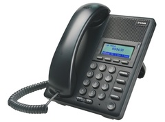 Телефон VoiceIP D-link DPH-120SE/F1A