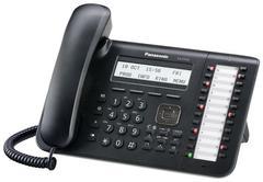 Системный телефон Panasonic KX-DT543RU-B