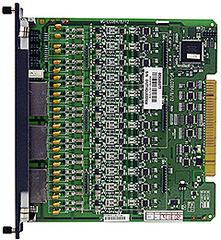 Плата LG-Ericsson MG-LCOB12