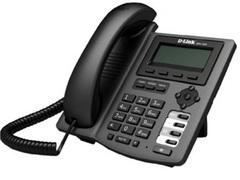 Телефон VoiceIP D-link DPH-150S/F4B