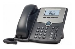 Телефон VoiceIP Cisco SB SPA504G-XU