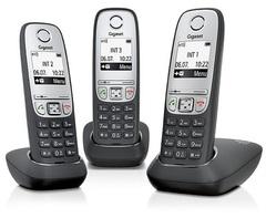 Телефон DECT Gigaset A415 TRIO