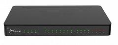 IP-АТС Yeastar S412, 8 FXS и 2 FXO, поддержка FXO, FXS, GSM, BRI, LTE