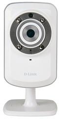 Видеокамера сетевая D-link DCS-932L/B2A