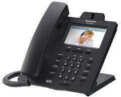Телефон SIP Panasonic KX-HDV430RUB