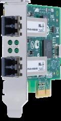Сетевая плата Allied Telesis AT-2911LX/2LC