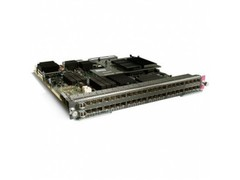 WS-X6848-TX-2TXL= Маршрутизатор C6k 48-port 10/100/1000 GE Mod:fab enabled, RJ-45 DFC4XL S