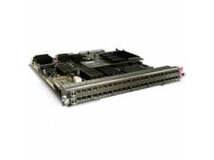 WS-X6848-TX-2TXL= Маршрутизатор C6k 48-port 10/100/1000 GE Mod:fab enabled, RJ-45 DFC4XL S