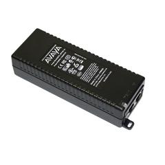 Инжектор PoE 15.4 Вт для телефона J129 GLOBAL SINGLE PORT POE INJECTOR 10/100/1000 15.4W KIT
