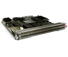 WS-X6848-SFP-2T Маршрутизатор Catalyst 6500 48-port GigE Mod: fabric-enabled with DFC4