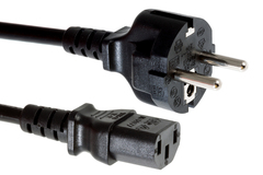CAB-ACE= Кабель AC Power Cord (Europe), C13, CEE 7, 1.5M