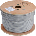 EC-UU010-5-PVC-GY-3 Кабель NETLAN U/UTP 10 пар, Кат.5, BC (чистая медь), внутренний, серый, 305м