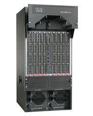 WS-C6509-V-E= Коммутатор Catalyst 6500 Enhanced 9-slot Chassis (Vertical), No PS, Fan