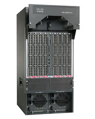 WS-C6509-V-E= Коммутатор Catalyst 6500 Enhanced 9-slot Chassis (Vertical), No PS, Fan