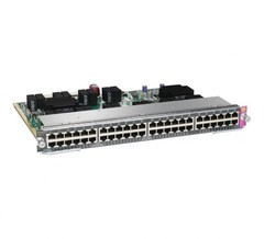 WS-X4648-RJ45-E-RF Маршрутизатор Catalyst 4500 ESeries 48Port 10/100/1000 RJ45 REMANUFACTURED